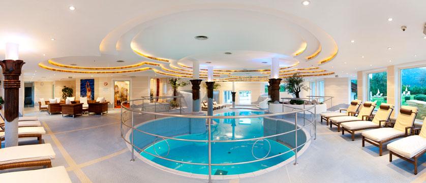 Sporthotel Ellmau, Ellmau, Austria - Indoor pool area.jpg